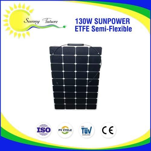 ETFE Sunpower flexible 130 watt