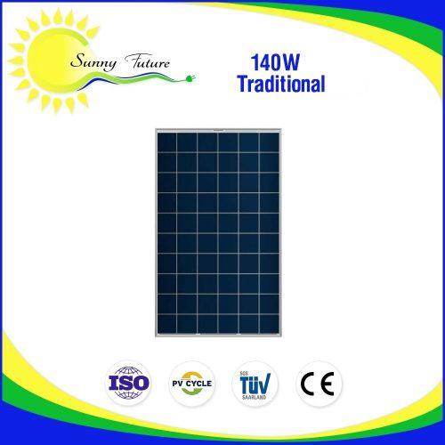 140 watt traditional panel
