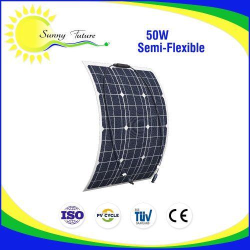 Normal flexible 50 watt - Paneles solares - Energia solar - Paneles solares