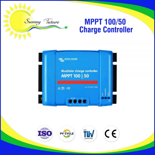 MPPT 100/50 charge controller