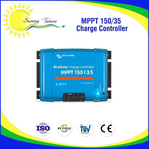 MPPT 100/35 charge controller