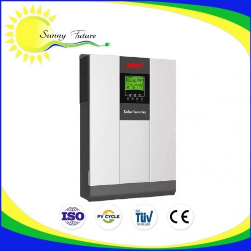 Inversor cargado 4000W 220V 24VDC