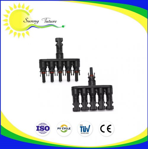 Conector MC4 Quintuple
