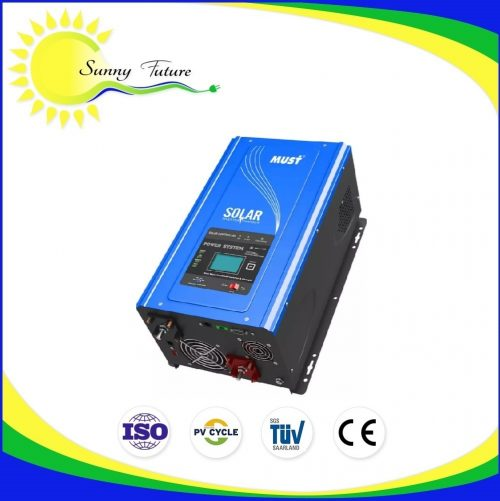 Inversor cargado 1500 watt 24V LMPK 120V
