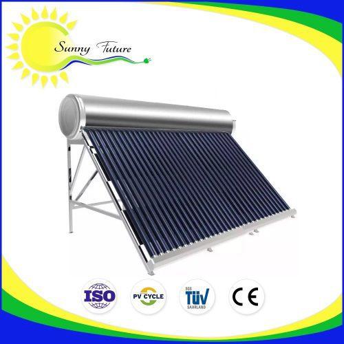 Termo solar por gravedad y presurizado 300 litros