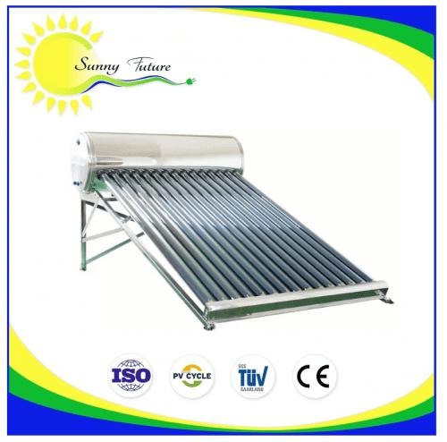 Termo solar por gravedad y presurizado 150 litros